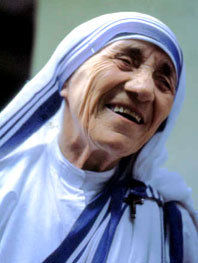 Mother Teresa :: Angel of Mercy :: Ngo's in India, Asia